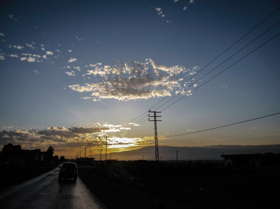 Impressions of the Bekaa Valley